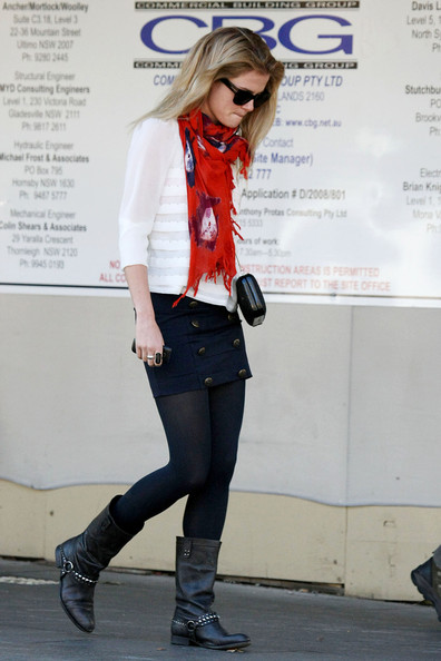 Rachael Taylor Studded Boots