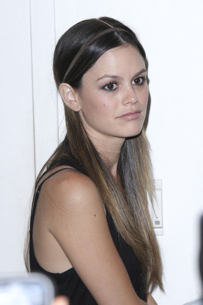 Rachel Bilson Long Straight Cut
