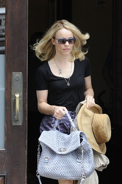 More Pics of Rachel McAdams Wedges  (3 of 8) - Rachel McAdams Lookbook - StyleBistro
