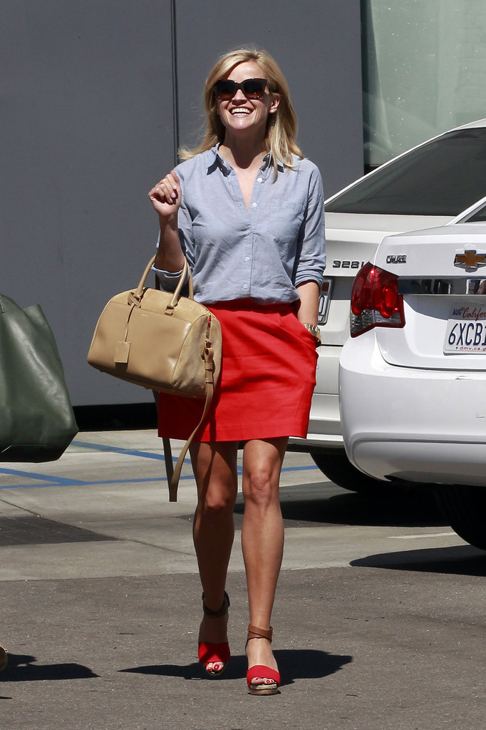 Reese Witherspoon Button Down Shirt Reese Witherspoon