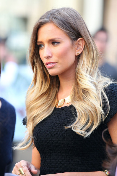 More Pics of Renee Bargh Gold Statement Necklace (1 of 9) - Renee Bargh Lookbook - StyleBistro