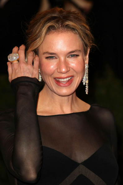 Renee Zellweger Diamond Ring