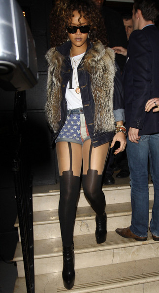 Rihanna Tights