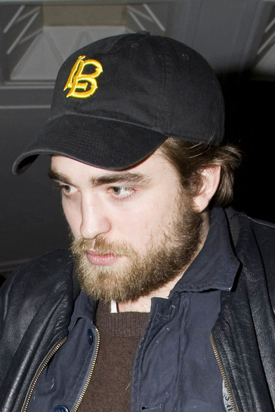 Robert Pattinson Custom Baseball Cap
