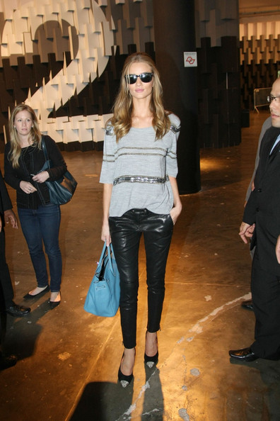 Rosie Huntington-Whiteley Skinny Pants
