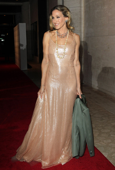 In Halston Heritage At New York City Ballet's 2010 Fall Gala