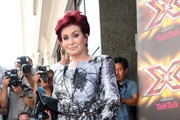 Sharon Osbourne Evening Coat