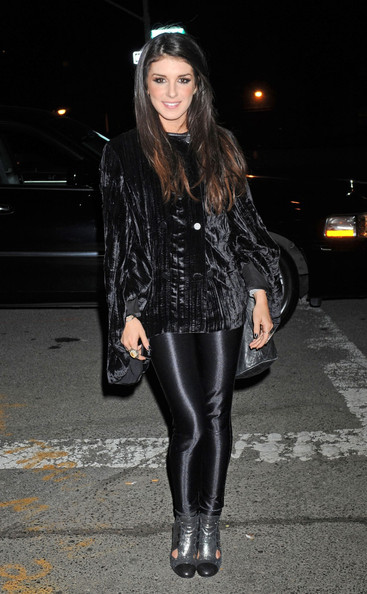 Shenae Grimes Leggings