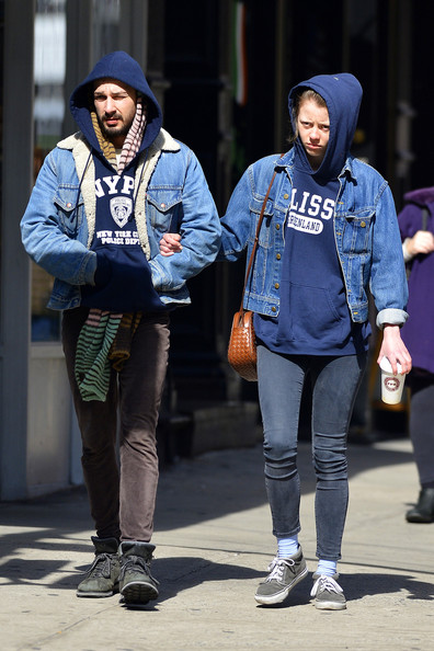 More Pics of Shia LaBeouf Denim Jacket (5 of 15) - Shia LaBeouf Lookbook - StyleBistro