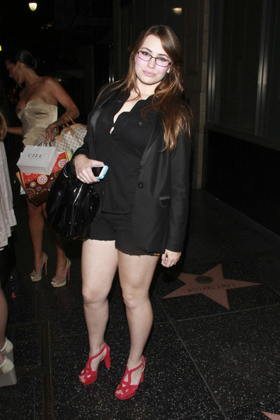 Sophie Simmons Sports Shorts