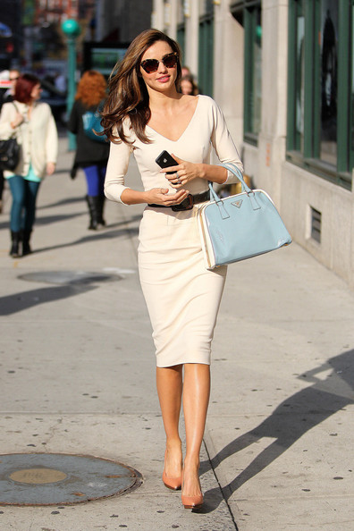 More Pics of Miranda Kerr Day Dress (5 of 13) - Miranda Kerr Lookbook - StyleBistro