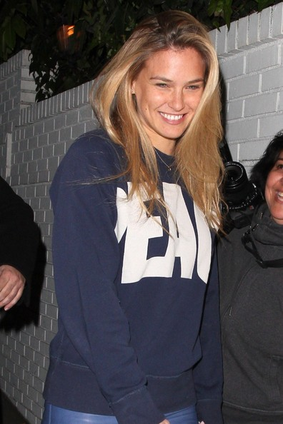 More Pics of Bar Refaeli Skinny Pants (5 of 13) - Bar Refaeli Lookbook - StyleBistro