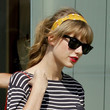 Taylor Swift's Banded Beauty