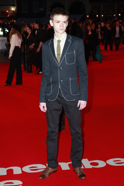 Thomas Brodie-Sangster Clothes