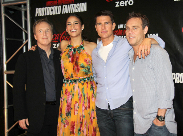 'Mission Impossible' Premieres in Rio