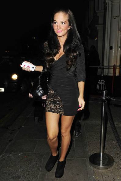 Tulisa Contostavlos Shoes