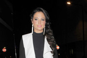 Tulisa Contostavlos Fleece Jacket