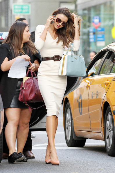 More Pics of Miranda Kerr Pumps (3 of 9) - Miranda Kerr Lookbook - StyleBistro