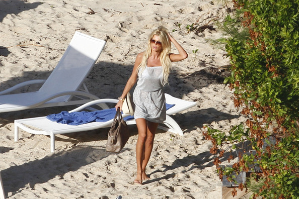 Victoria Silvstedt Day Dress