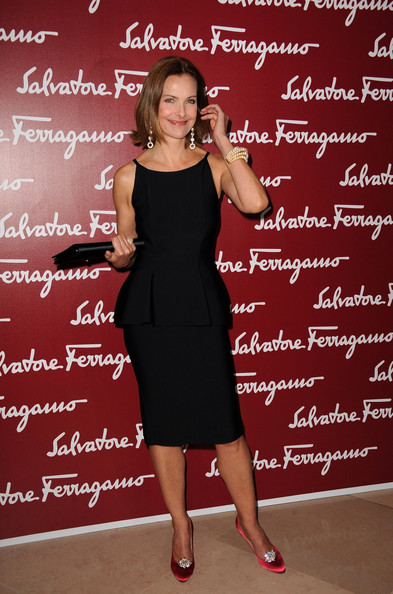 More Pics of Carole Bouquet Little Black Dress (1 of 1) - Little Black Dress Lookbook - StyleBistro