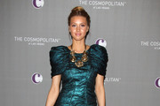 Whitney Port at The Cosmopolitan Grand Opening and New Year's Eve Celebration with Jay-Z and Coldplay at Marquee Nightclub in The Cosmopolitan hotel.