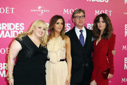 Paul Feig and Kristen Wiig Photo