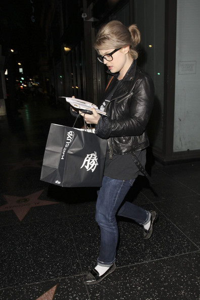 More Pics of Kelly Osbourne Woven Loafers (1 of 7) - Kelly Osbourne Lookbook - StyleBistro
