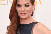 Debra Messing Side Sweep