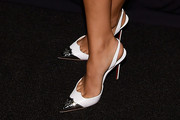 Shay Mitchell Slingbacks