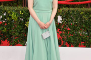 Andrea Riseborough Halter Dress