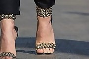 Julianne Hough Studded Heels