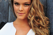 Nina Agdal Side Sweep