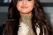 Selena Gomez Feathered Flip
