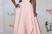 Gabrielle Union Cutout Dress