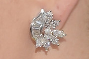 Elizabeth Banks Diamond Studs