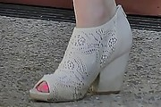 Lily Mo Sheen Ankle boots