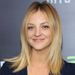 Abby Elliott Hair - Long Straight Cut