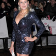 Abi Titmuss Clothes - Beaded Dress