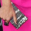 Abigail Spencer Handbags - Metallic Clutch