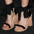 Abigail Spencer Shoes - Platform Sandals
