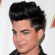 Adam Lambert Spiked Hair