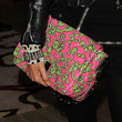 Agyness Deyn Handbags - Printed Shoulder Bag