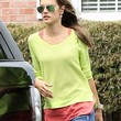 Alessandra Ambrosio Clothes - Crewneck Sweater