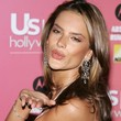 Alessandra Ambrosio Hair - Medium Layered Cut
