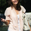 Alessandra Mastronardi Clothes - Loose Blouse