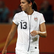 Alex Morgan Athletic Top