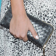 Alex Morgan Leather Clutch