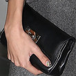 Alexa Chung Leather Clutch