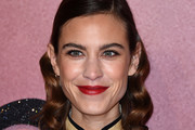 Alexa Chung Shoulder Length Hairstyles