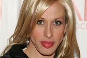 Alexis Arquette Medium Layered Cut